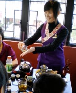 Traditional tea ceremony, photo credit Wikipedia